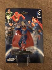 "DC Comics Superman Mini Action Figurine 2 1/2"""