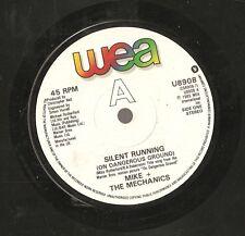 Mike + The Mechanics-Silent Running (WEA U8908) 1985