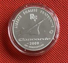 10 Euros France 2009 Concorde