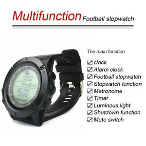 For Sports  Referee Timer Night Light Countdown Soccer Stopwatch Match Game