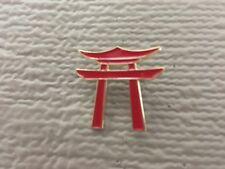 Tori (Red) Pin