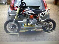 MOTORBIKE MOTORCYCLE VAN / 4x4  BIKE RACK,JUNIOR MODEL PIT BIKES / MONKEY BIKES