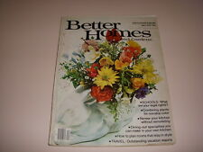 BETTER HOMES AND GARDENS Magazine, April 1978, VACATION RESORTS, KITCHEN REMODEL