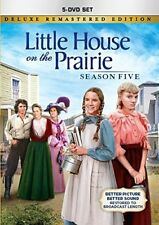 Little House On The Prairie: Season 5 Collection DVD NEW!!!FREE FIRST CLASS SHIP