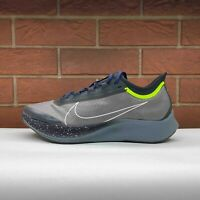 Nike ZOOM FLY 3 PRM GREY RUNNING TRAINERS BV7759-001