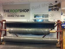 EPDM Rubber Roofing Membrane BBA Approved 0.5m x 1m Wide Cut to Size