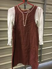 Tudor Peasant Girl Fancy Dress