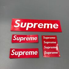 1341ec69c774b6 Supreme Skateboarding & Longboarding Stickers & Decals for sale | eBay
