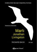 "Bestseller "" Richard Bach - MARTI JONATHAN LIVINGSTON "" Turkish Book"