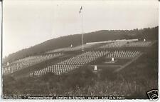 1. Weltkrieg, Friedhof, Hartmannswillerkopf, Cimetiere du Silberloch, Foto-Ak