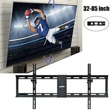 Tilting For Samsung LG TV Wall Bracket Mount 32 36 40 42 50 55 60 65 70 85 Inch