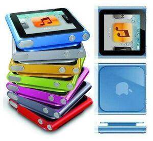 iPod nano 6th generation 8GB 16GB FULLY WORKING GOOD BATTERY WARRANTY