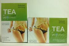 2 PK LIPO EXPRESS NATURAL SLIMMING TEAS 30 BAGS EA WEIGHT CONTROL - TE DIETETICO