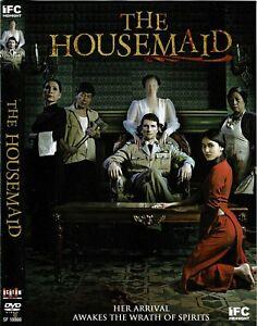 "NHUNG KATE, JEAN-MICHEL RICHAUD      ""THE HOUSEMAID""     R.0  (LIKE NEW)    DVD"