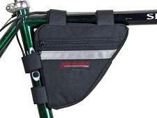 Bushwhacker Ketchum Frame Bike Bag Top Tube Cycling Under Seat Bicycle Triangle