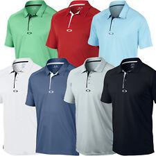 Oakley Men's Elemental 2.0 Hydrolix Golf Performance Polo Shirt