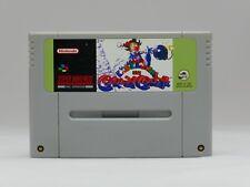 Kid Klown in Crazy Chase für Super Nintendo / SNES ( Clown )