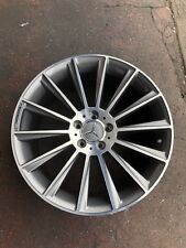 "NEW 19 Inch Mercedes AMG Style C/ E/ CLS Class alloy wheels 19"" X4 Set Full Set"