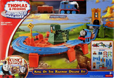 THOMAS MOTORISED RAILWAY KING OF THE RAILWAY SET (BGL99)