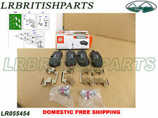LAND ROVER BRAKE PADS REAR LAND ROVER LR3 V6 V8 4.0 4.4 NEW  LR055454 FERODO
