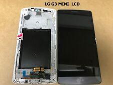 LG G3S G3 Mini D722 D725 Pantalla Táctil Pantalla LCD + Digitalizador + Marco gris