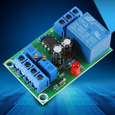 12V Battery Automatic Charging Controller Module Dedicated Relay Board Protecter
