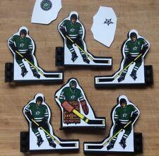 Custom Coleco Table Hockey Players- Dallas Stars 2