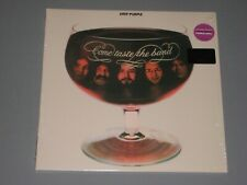 DEEP PURPLE Come Taste the Band (Purple Vinyl) LP New Sealed Rocktober (Bolin)
