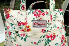 Fabulous CATH KIDSTON Large Hand/Shoulder Floral Oilcloth Tote Bag