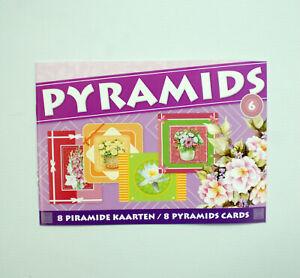 BirthdayOccasions Pyramid 3D Decoupage Books