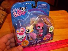 LPS Littlest Pet Shop #1826, 1827, New in Unopened Box, collector pets