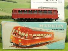 Märklin 3016 h0 Schienenbus 2 CLASSE delle DB analogico con OVP (EF) b1260
