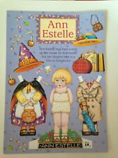 Mary Engelbreit Mag. Paper Doll, Ann Estelle, Oct./Nov. 1999, Uncut