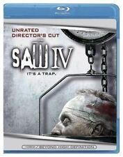 Saw IV (2008, Blu-ray NEUF) BLU-RAY/WS