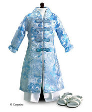 """Doll Clothes AG 18"""" Vietnamese Ao Dai by Carpatina Made For American Girl Dolls"""