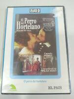 Il Cane del Giardiniere Pilastro Miro Emma Suarez - DVD Regione 2 Spagnolo Nuovo