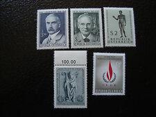 AUTRICHE - timbre - yt n° 1096 1097 1099 a 1101 n** - stamp austria (A3)