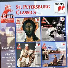 St Petersburg Classics / A Taste Of Things To Come