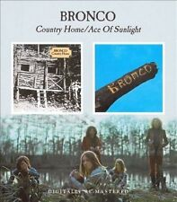 Country Home/Ace of Sunlight by Bronco (UK) (CD, Oct-2010, 2 Discs, Beat Goes...
