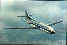 CARTOLINA - CARAVELLE - AIR FRANCE - EDITIONS D'ART YVON - 1963