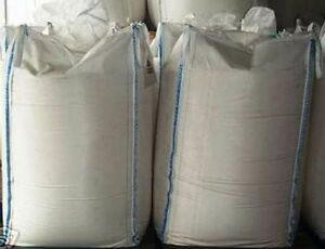 ☀️ 10 Stück Big Bag Mix verschiedener Größen zw. 0,5 und 1 m³ Einlauf - Auslauf