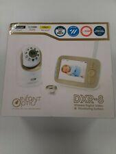 Infant Optics Dxr-8 Video Baby Monitor Interchangeable Optical Lens White 1 New
