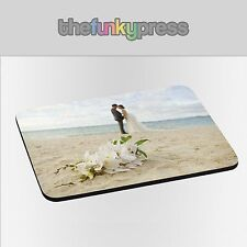 Printed Personalised Photo Mouse Mat Printed with your Picture Add Text For Free