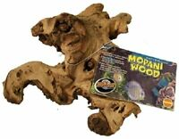 Zoo Med Mopani Wood, Medium Natural Aquarium/Terrarium Decoration 10-12""