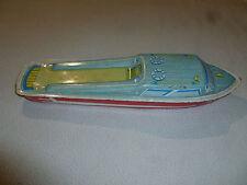 VINTAGE TIN OHIO ART COMPANY SPEED CABIN CRUISER LITHO BOAT 102-F175 TOY USA