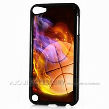 ( For iPod Touch 6 ) Back Case Cover AJ10278 Basketball