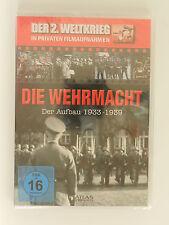 DVD Die Wehrmacht Der Aufbau 1933-1939 Neu originalverpackt
