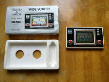 NINTENDO 1982 GAME AND WATCH - TURTLE BRIDGE! Boxed!!