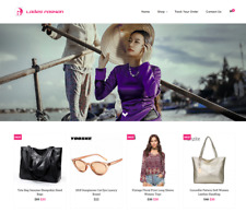 Ladies Fashion Turnkey Website BUSINESS For Sale - Profitable DropShipping