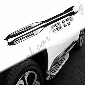 Running Boards Fits for Honda HR-V HRV side step 2015-2020 2pcs protect pedals